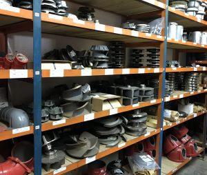 Reposição de peças originais