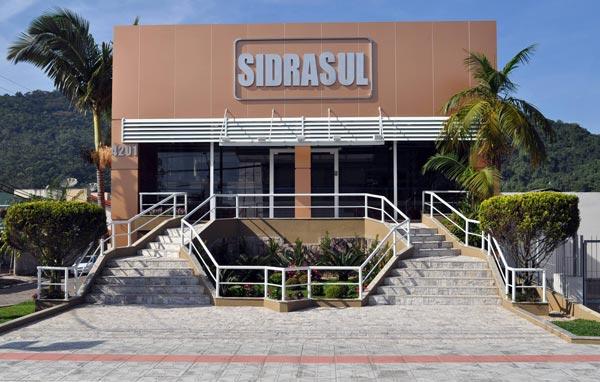 Faixada da Sidrasul